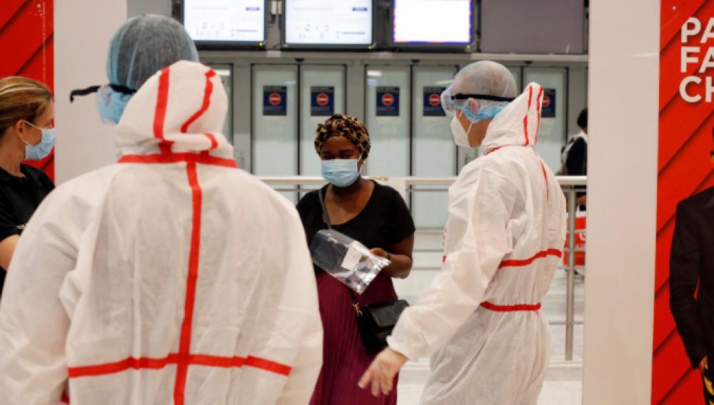 Γαλλία: Πάνω 3.000 νέα κρούσματα για δεύτερη ημέρα