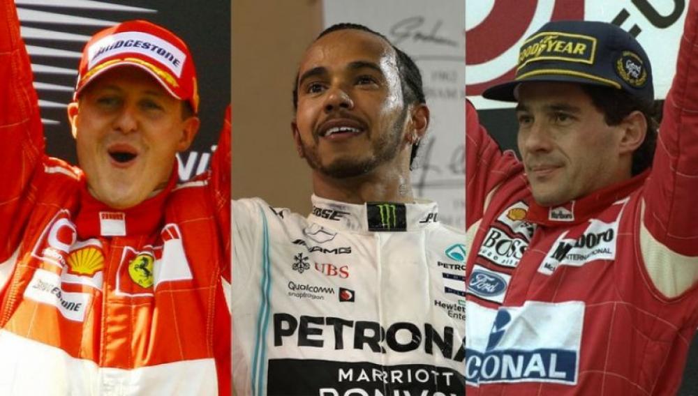 Oι 20 γρηγορότεροι πιλότοι της Formula 1 από το 1983 έως σήμερα
