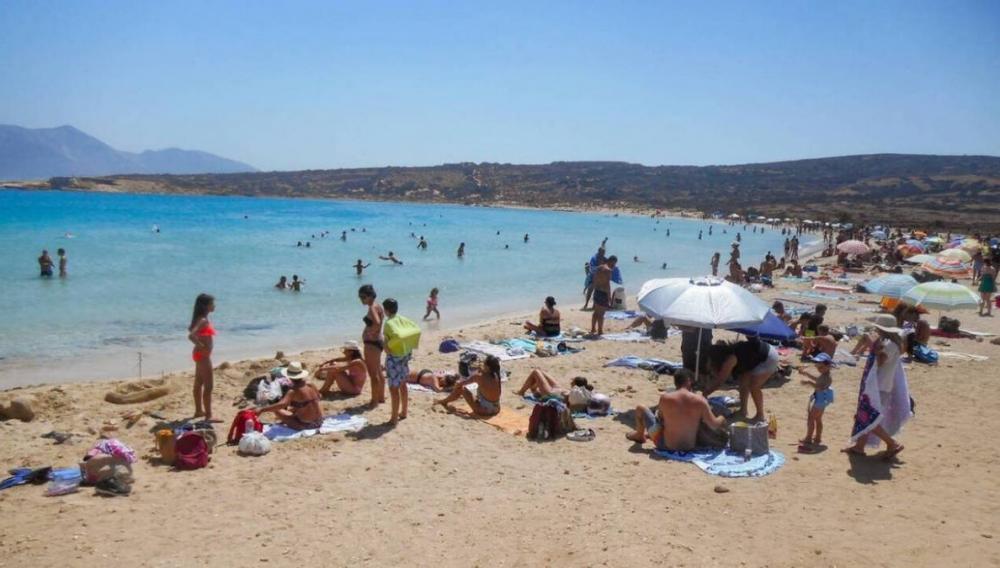 Κοινωνικός Τουρισμός: Πόσοι έκαναν διακοπές στην Κρήτη (πίνακας)