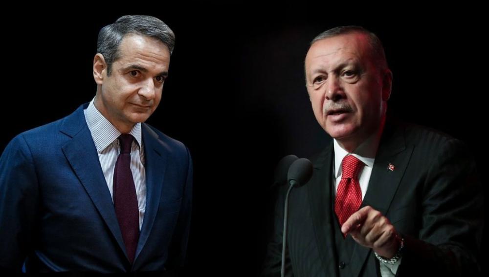 Οι σχέσεις Ερντογάν με Μακρόν και οι δηλώσεις Μητσοτάκη