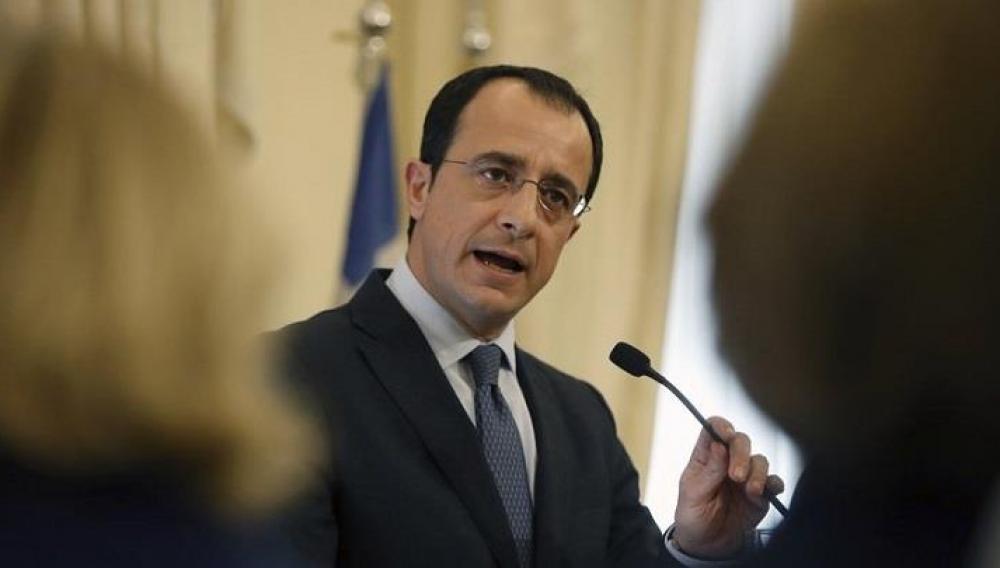Χριστοδουλίδης: «Η Τουρκία είναι η χώρα που με τις ενέργειές της πυροδοτεί την κλιμάκωση»