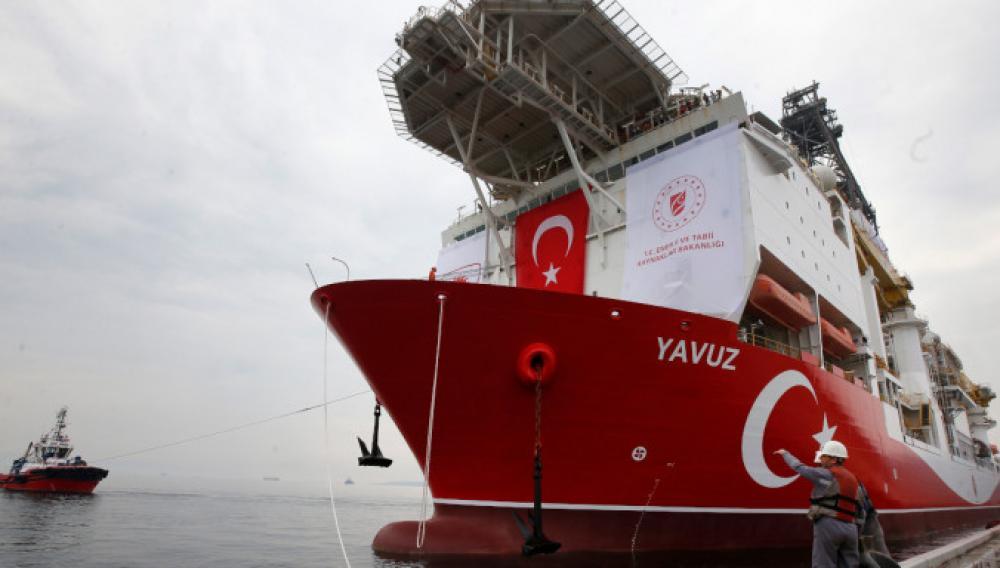 Τα σχέδια σεισμικών ερευνών της Τουρκίας συνιστούν παραβίαση της αιγυπτιακής ΑΟΖ