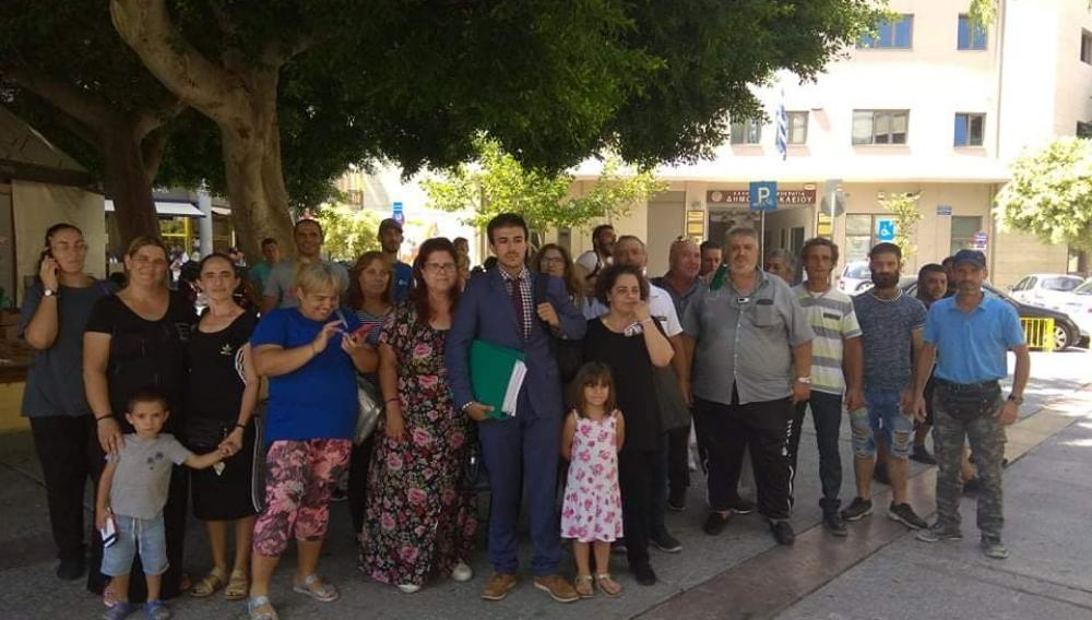 Ηράκλειο: Παράταση δόθηκε στους συμβασιούχους εργαζόμενους στην καθαριότητα