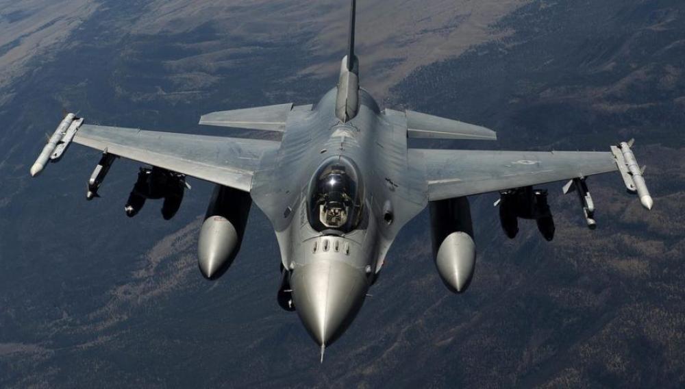 Στην αεροπορική βάση της Σούδας καταφθάνουν τέσσερα F-16 των Ηνωμένων Αραβικών Εμιράτων