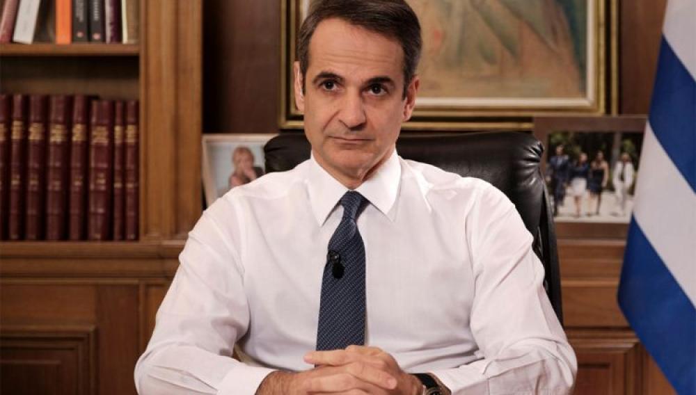 Μητσοτάκης: «Το εμβόλιο θα διατεθεί δωρεάν σε όλους τους έλληνες πολίτες»