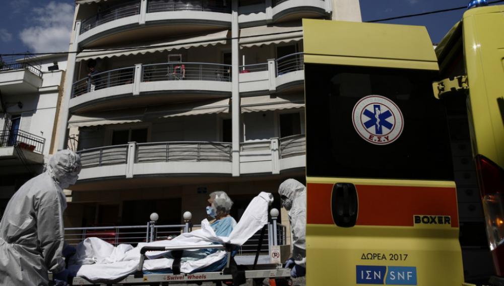 Λάρισα: Διασωληνώθηκε 40χρονη ασθενής με κορωνοϊό