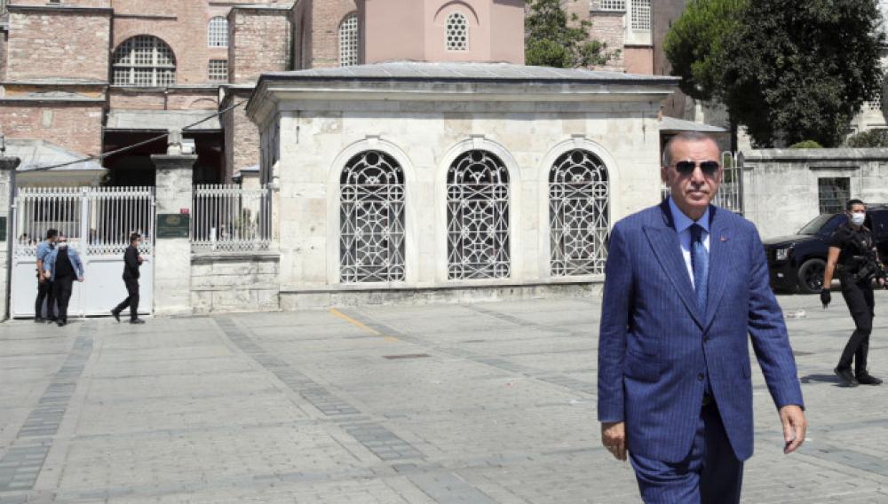 Νέα πρόκληση της Τουρκίας...