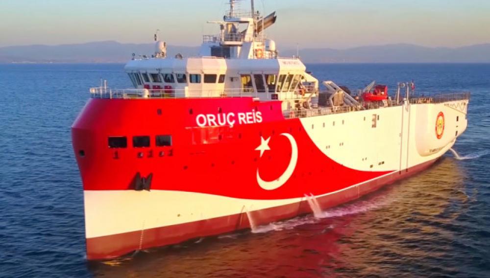 Η Τουρκία παρατείνει την παράνομη Navtex - Επίδειξη... προκλητικότητας