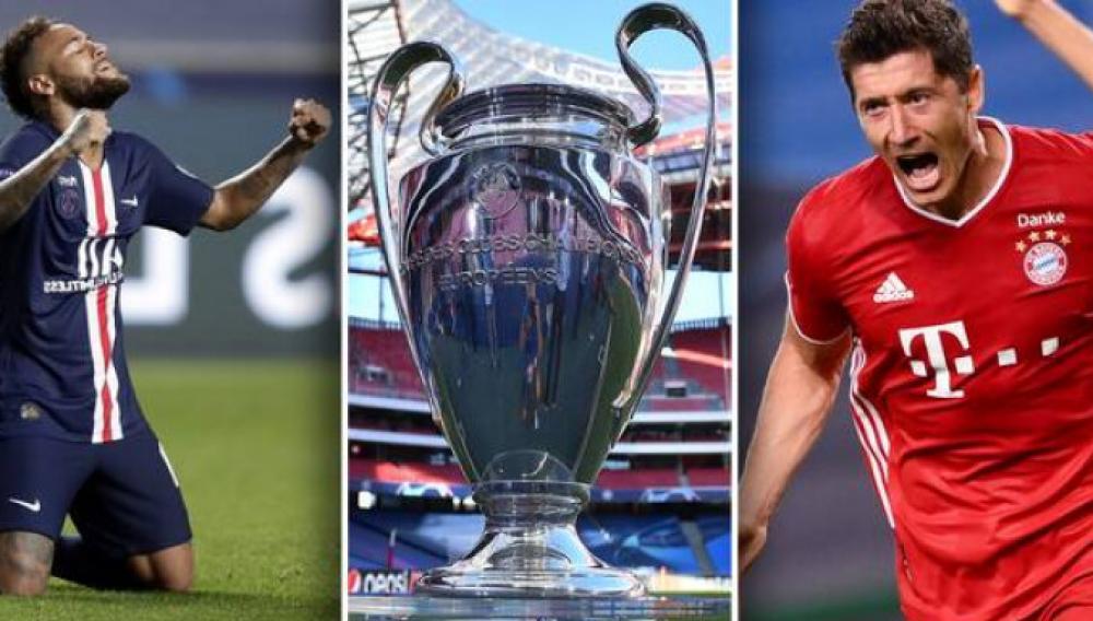 Τελικός Champions League: Παρί Σεν Ζερμέν-Μπάγερν Μονάχου