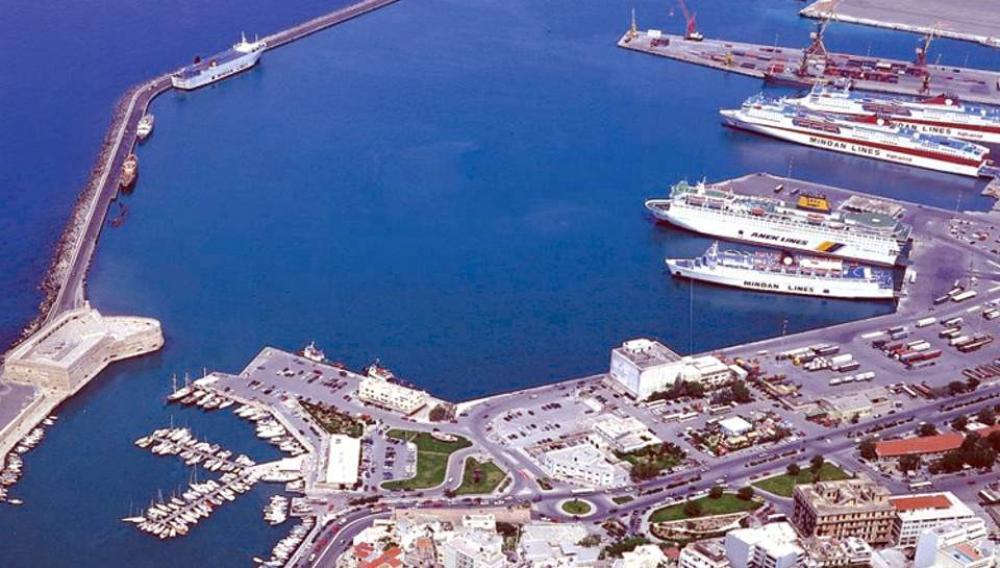 Εκρηξη σε πλοίο στο λιμάνι του Ηρακλείου - Πληροφορίες για τραυματίες