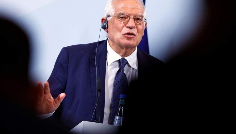 Μπορέλ: Στόχος να δείξουμε ισχυρή αλληλεγγύη στα κράτη - μέλη που απειλούνται
