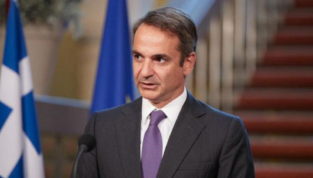 Μητσοτάκης: «Μεγαλώνουμε την Ελλάδα»