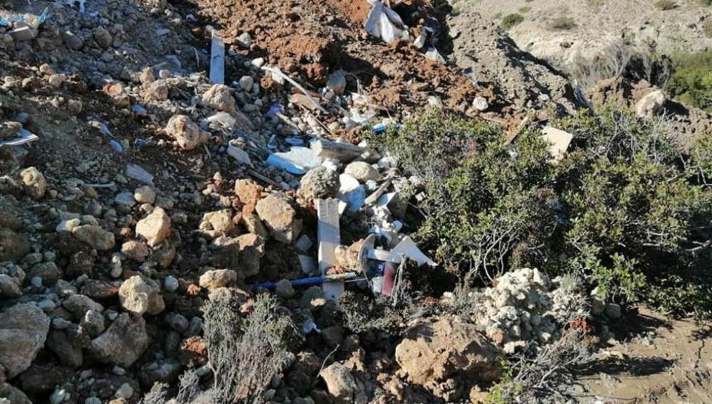 Το βίντεο της ντροπής: Παράνομες χωματερές σε περιοχές του Ηρακλείου (βίντεο)