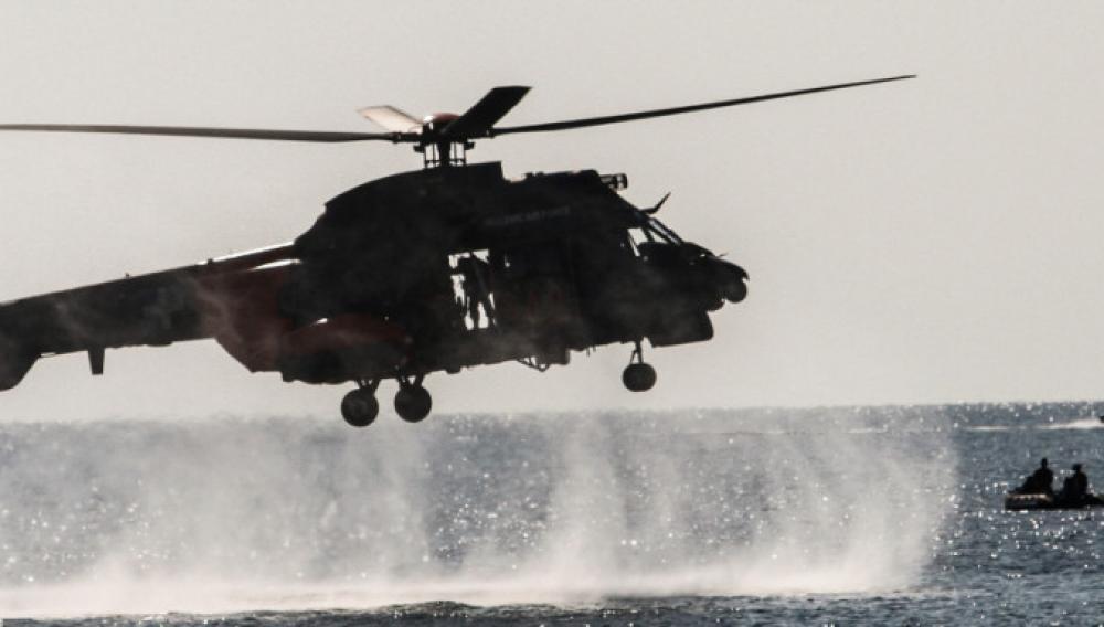 Τουρκική ακταιωρός προσπάθησε να «τυφλώσει» Super Puma και να εμβολίσει σκάφος του Λιμενικού