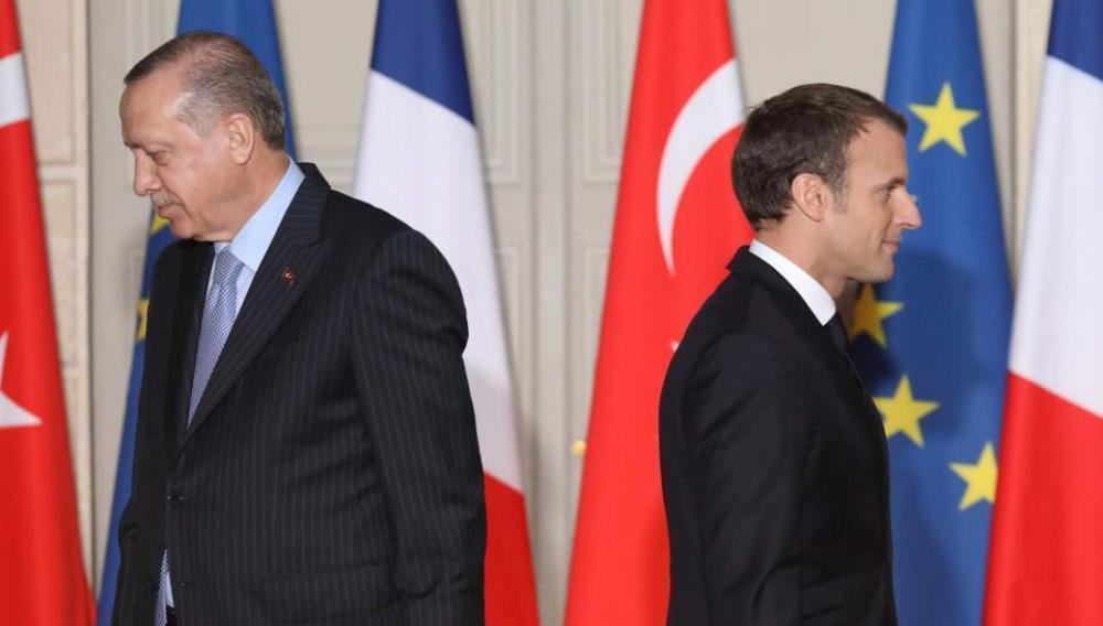 «Βόμβα» Μακρόν για Αγκυρα: «Η Τουρκία καταλαβαίνει μόνο από πράξεις»