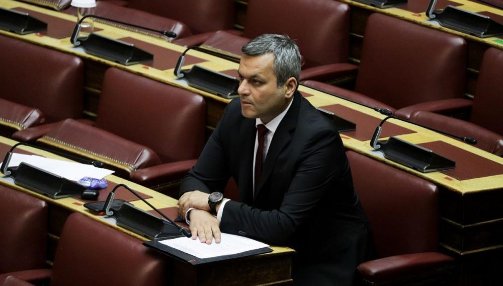 Την έκτακτη οικονομική ενίσχυση των Δήμων ζητάει ο Χάρης Μαμουλάκης