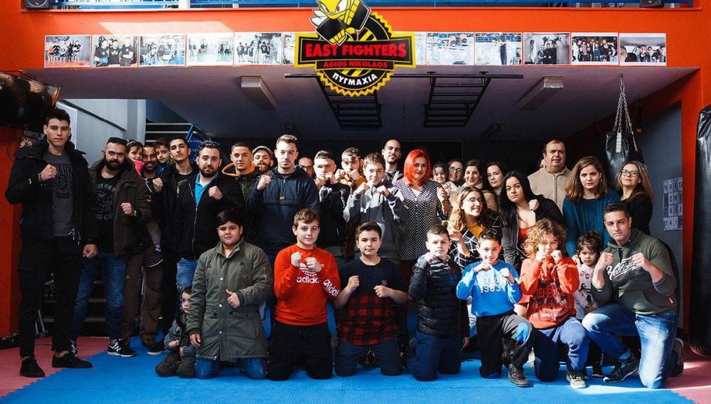 Κρήτη: Με δύναμη από τον Άγιο Νικόλαο έρχεται η σχολή «East Fighters» (φωτογραφιες)