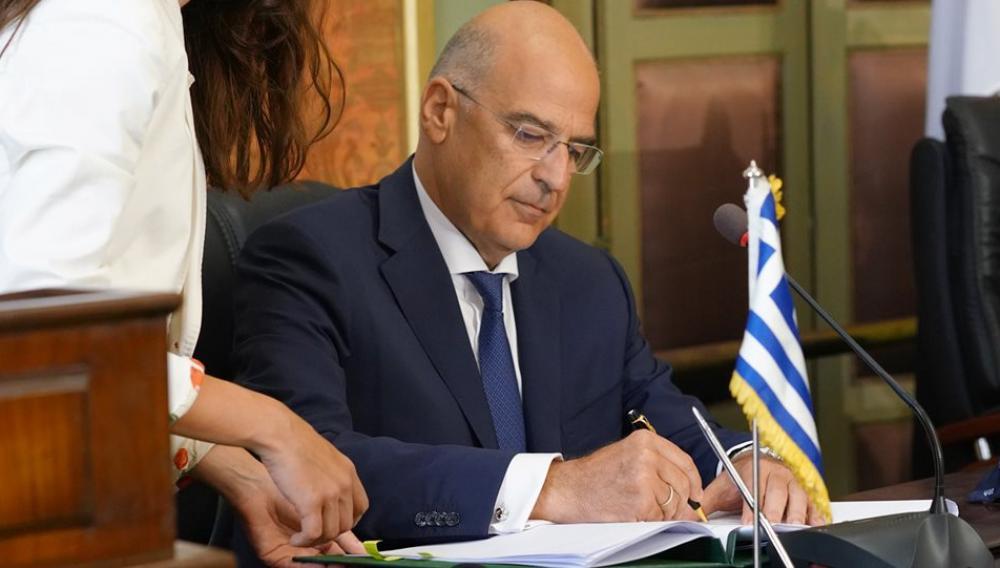 Αυτές είναι οι συμφωνίες της Ελλάδας, με Αίγυπτο και Ιταλία και οι κυρώσεις προς την Τουρκία