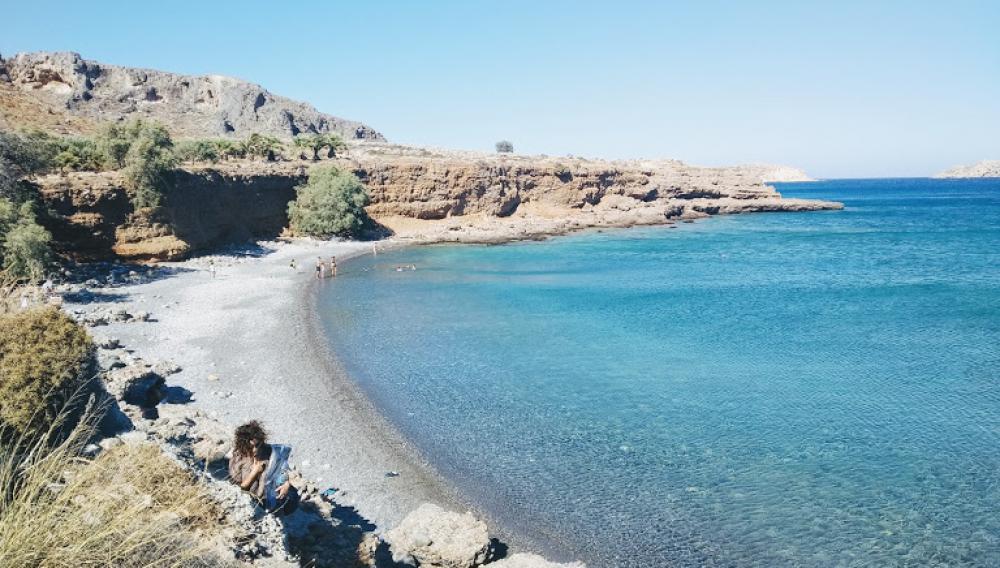 Κρήτη: Έχεις πάει στην παραλία της «Λυγιάς ο Λάκκος» στον Ξερόκαμπο;