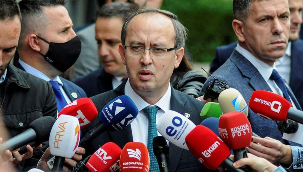 Κόσοβο: Ο πρωθυπουργός Αβντούλα Χότι προσβλήθηκε από τον κορωνοϊό