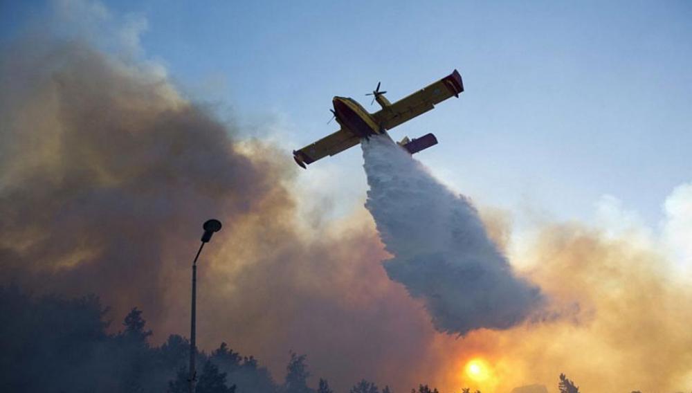 Κρήτη: Που θα είναι υψηλός ο κίνδυνος πυρκαγιάς