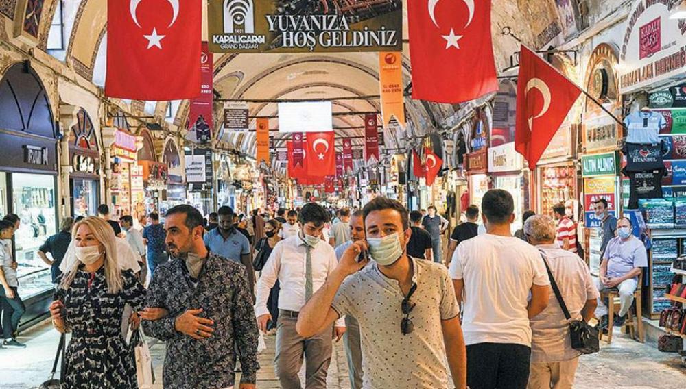 Η τουρκική λίρα καταρρέει...