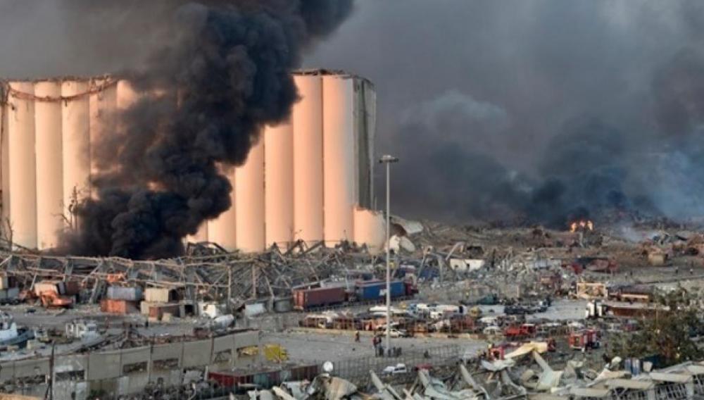 Λίβανος: 190 οι νεκροί από την έκρηξη της 4ης Αυγούστου