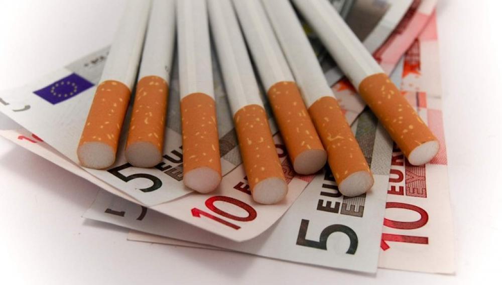Συνελήφθη με... 93 πακέτα τσιγάρα