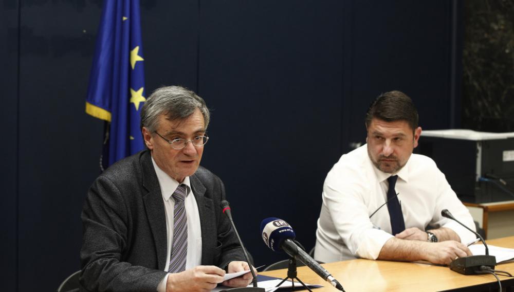 Έκτακτη ενημέρωση Τσιόδρα και Χαρδαλιά: Νέα μέτρα σε εφαρμογή