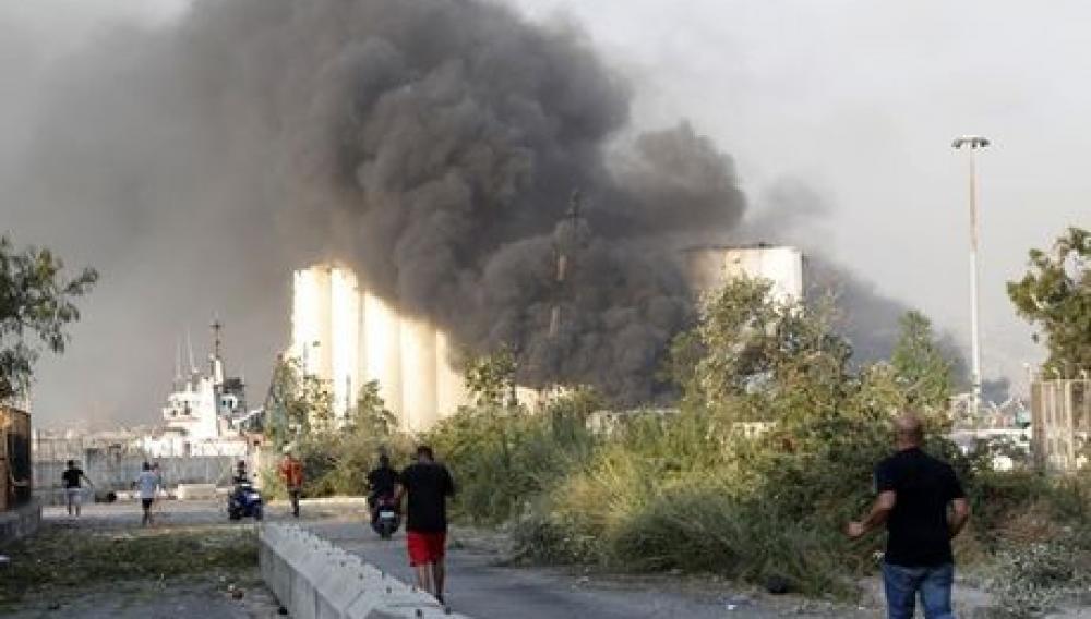 Γιατί έγινε η έκρηξη στις αποθήκες στη Βηρυτό!