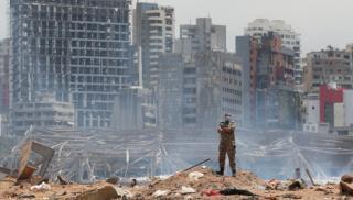 Βηρυτος: Η επόμενη μέρα...