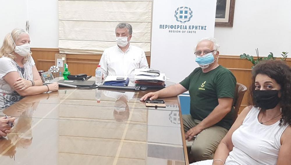 Πράσινοι: Εκστρατεία κατά των εξορύξεων στην Κρήτη