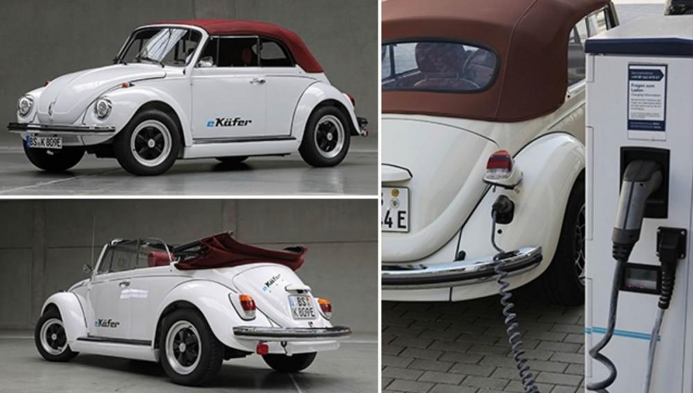 Επανέρχονται τα κλασικά Volkswagen