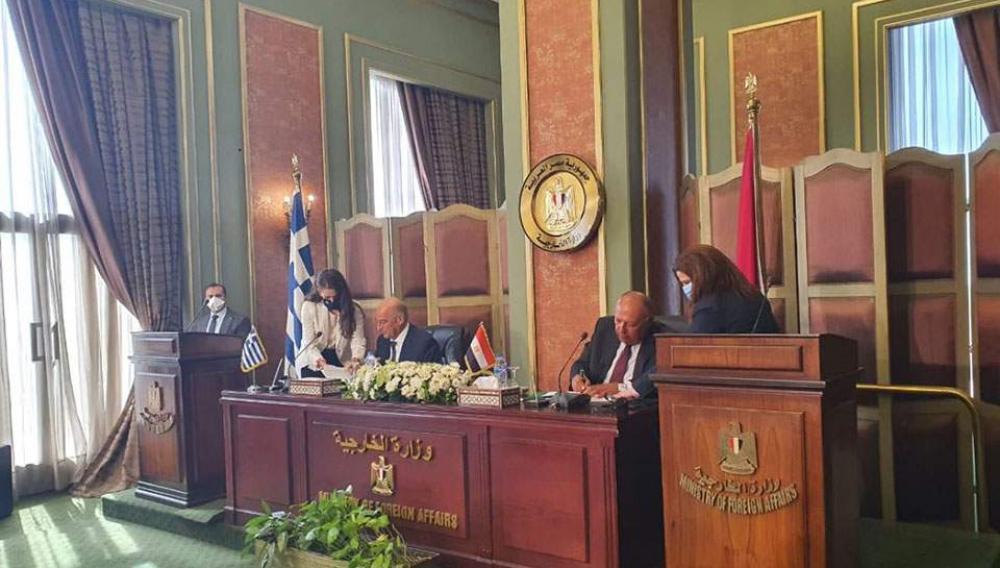 Υπεγράφη η συμφωνία Ελλάδας – Αιγύπτου για την ΑΟΖ!
