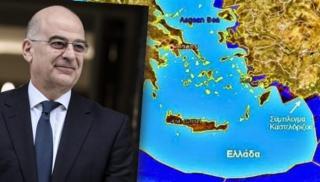 Μερική οριοθέτηση με Αίγυπτο – Μειωμένη επήρεια της Κρήτης!