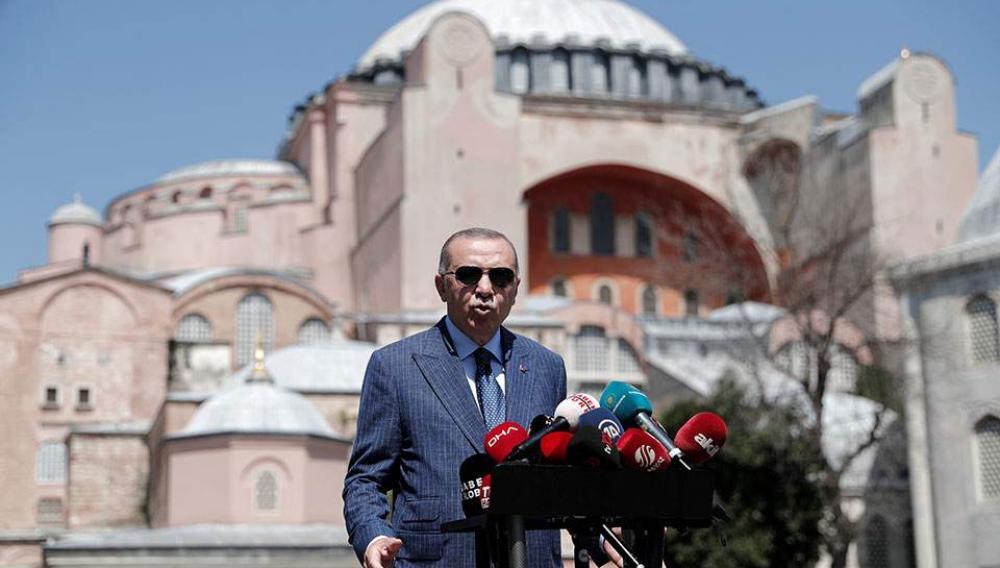 Ερντογάν: Ανύπαρκτη η συμφωνία Ελλάδας - Αιγύπτου, θα ξεκινήσουμε γεωτρήσεις