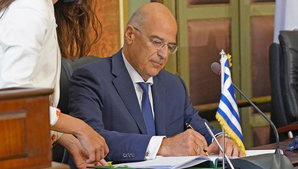 Ελλάδα - Αίγυπτος: «Η συμφωνία είναι δίκαιη και νόμιμη»