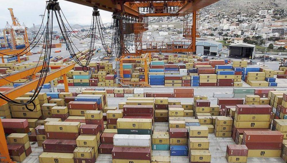 Στα 2,05 δισ. αυξήθηκε η αξία των ελληνικών εξαγωγών τον Ιούνιο