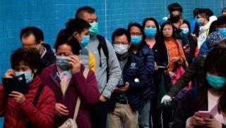 69 νέα κρούσματα κορονοϊού στο Χονγκ Κονγκ