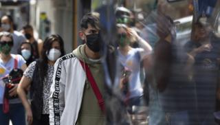 Μεξικό: 794 θάνατοι και 6.717 θάνατοι σε μία μέρα