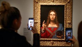Ο μύθος του πιο ακριβού πίνακα στην ιστορία της τέχνης θα μεταφερθεί στο θεατρικό σανίδι