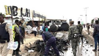 8 νεκροί από έκρηξη στη Σομαλία