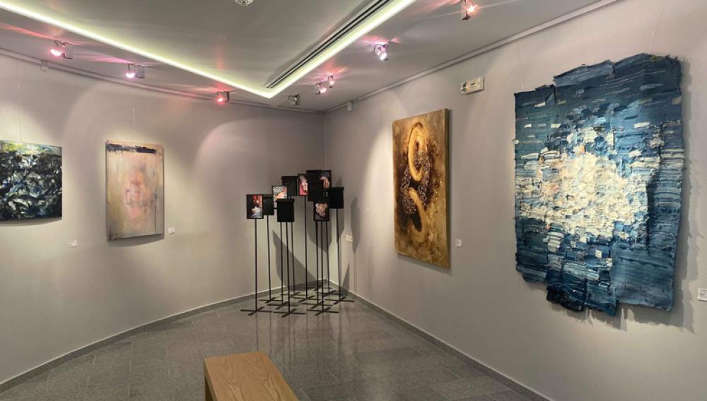 Έκθεσης Σύγχρονης Τέχνης «Υδάτινος Χώρος»