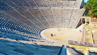 Αθηναϊκή Επανάσταση και Θεατροκρατία