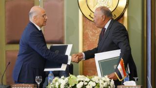 «Ανοιχτά ερωτήματα για τη Συμφωνία Ελλάδας-Αιγύπτου»
