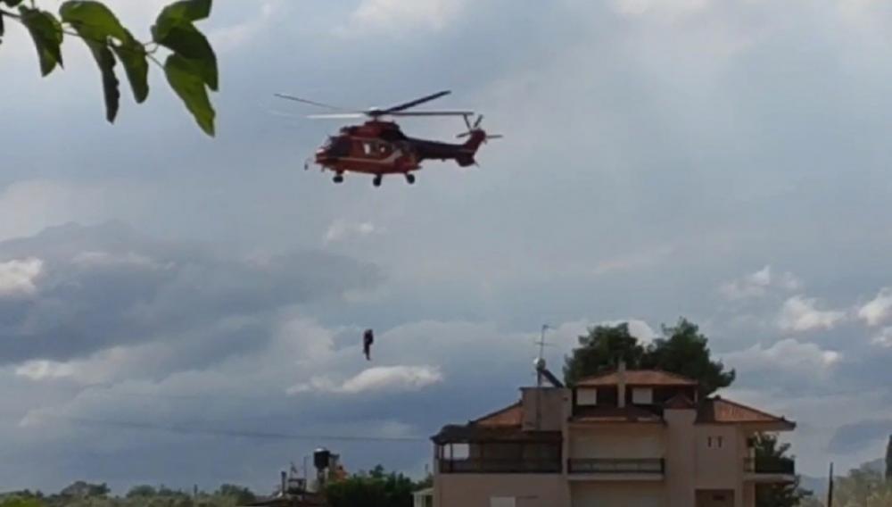 Πέντε νεκροί, δύο αγνοούμενοι στην Ευβοια! (φωτογραφίες)