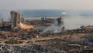 Βηρυτός: «Σβήνουν» οι ελπίδες για τον εντοπισμό επιζώντων
