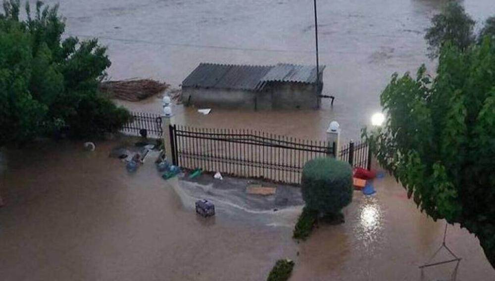 8 τα θύματα των πλημμυρών στην Εύβοια- Η αυτοψία του Πρωθυπουργού