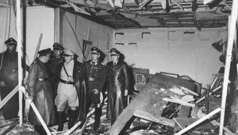 Οταν σημειώθηκε η απόπειρα δολοφονίας κατά του Αδόλφου Χίτλερ... (βιντεο)