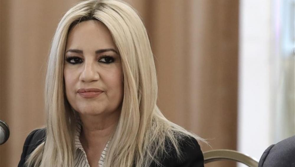 Περιφερειακή Συνδιάσκεψη στην Κρήτη με τη Φώφη Γεννηματά